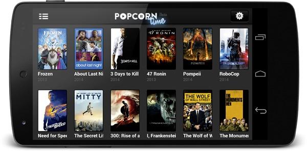 popcorntime-telefoon