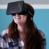 VR-bril Oculus Rift vergroot filmbeleving